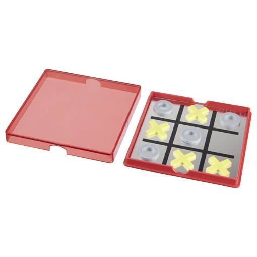 Twos Company Tic-Tac-Toe Game in Gift Box