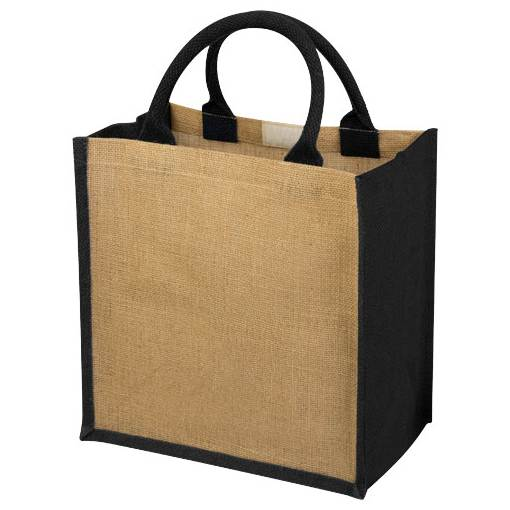 Chennai tote bag made from jute - 12013401 - Promotional items and  Corporate Gifts - Planetpromo eu