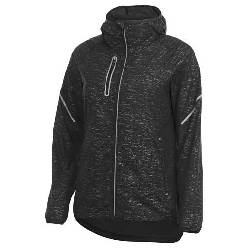 Signal verstaubare, reflektierende Jacke für Damen
